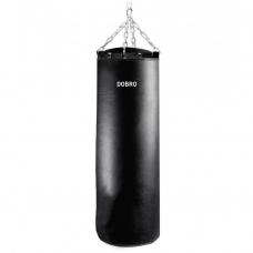 """Кожаный боксерский мешок """"Век"""" 80 кг"""